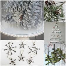 Free Christmas Decorations Natural Christmas Decor Ideas Aka Free Christmas Decorations