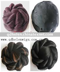 bun accessories whloesale synthetic hair bun accessories china whloesale