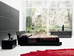 Black Red And White Bedroom Decorating Ideas Bedroom Cool Black And White Bedroom Decoration Using Modern