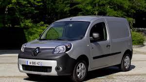 renault van kangoo new renault kangoo van z e 33 exterior design youtube