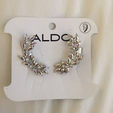 ear cuffs aldo aldo accessories ear cuff poshmark