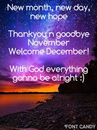 welcome december month quotes and sayings free printable images