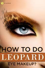 best 25 leopard makeup ideas on pinterest leopard costume cat