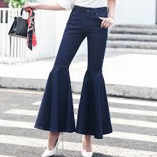 High Waist Bell Bottom Jeans Online Get Cheap Big Bell Bottom Jeans Aliexpress Com Alibaba Group