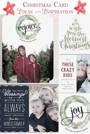 minted christmas card ideas and inspiration