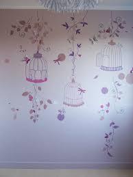 deco chambre peinture murale amazing deco peinture chambre fille 10 chambre bb claudine