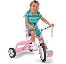 amazon black friday red flyer tricylce tricycles for 3 year olds toddlers radio flyer tricycle 12 in pink