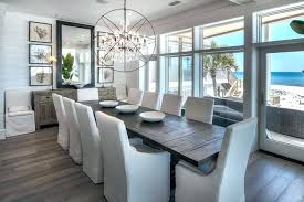 coastal dining room table coastal dining table mid century modern dining room coastal dining