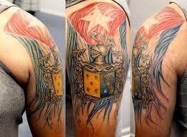 biagio s gallery tattoos rob talo lezcano coat of
