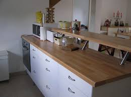 faire un bar de cuisine construire un bar de cuisine ilot de cuisine qui fait table u2013