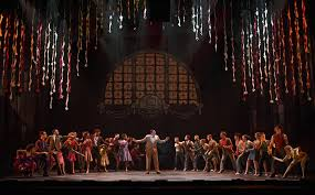 chicago production review west side story broadway in chicago us tour chicago
