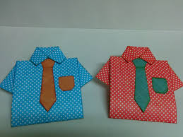 and craft how to make shirt card s day card