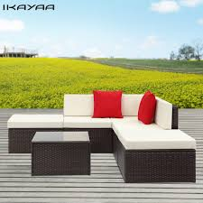Cushions For Wicker Patio Furniture by Compare Prices On Wicker Outdoor Cushions Online Shopping Buy Low