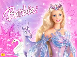 barbie princess images reverse