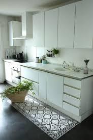 tapis de cuisine lavable en machine tapis de cuisine design cuisine idées de décoration de