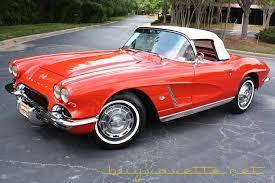 62 corvette convertible for sale 1962 corvette convertible for sale at buyavette atlanta