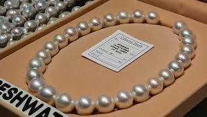 round freshwater pearl necklace images Chinese freshwater pearl culturing overall market summary gems jpg