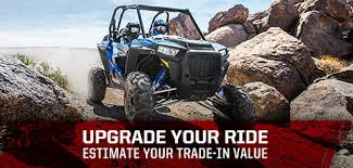 Estimate Your Car Value by Trade In Get Vehicle Value Polaris Rzr