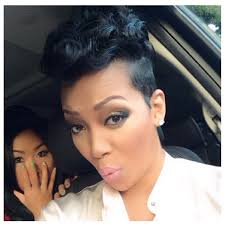keyshia cole short curly hair keyshia cole short hairstyles