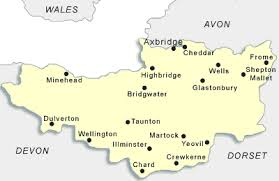 somerset map somerset county map and information services uk guides