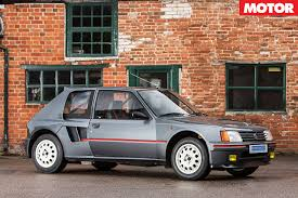 peugeot 205 group b peugeot 205 t16 for sale motor