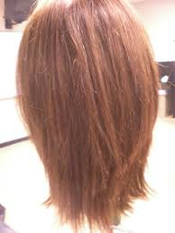 medium hair styles with layers back view view of medium layered hairstyles simple