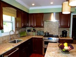 Backsplash Kitchens Kitchen Kitchen With Brick Backsplash Kitchens White In Small