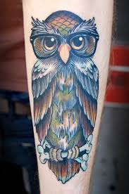 192 best owl tattoos images on owl owls and