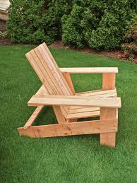 diy adirondack chairs