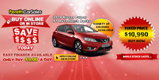 nissan australia fixed price servicing penrith used car sales dealer yards in blacktown u0026 st marys