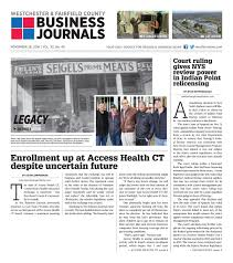 lexus in westport ct westchester u0026 fairfield county business journals 112816 by wag