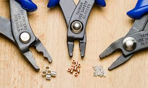 Tools For Jewelry Making Beginner - all about crimps beading jewelry tutorials beading u0026 jewelry