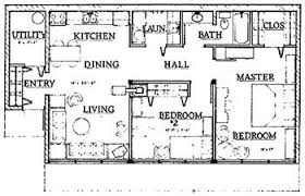 Passive House Floor Plans Building A Passive Solar Home Part V Green Homes Mother Earth