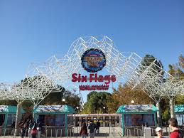 Six Flags Magic Mountain by Twisted Colossus And Six Flags Magic Mountain Update November 23rd