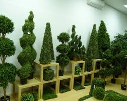 decoration artificial topiary trees med home design posters