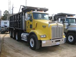 2000 kenworth t800 tri axle dump