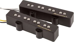fender fender vintage noiseless jazz bass pickups 2