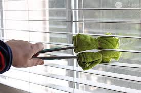 Venetian Blinds How To Clean The Best Way To Clean All The Blinds In Your House One Good