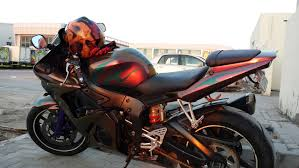 chameleon super bike in u a e paint pearls