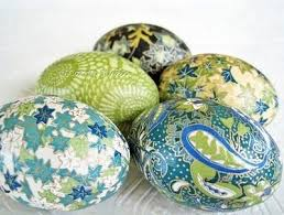 fancy easter eggs decoupage easter eggs i make these every year from fancy napkins
