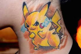 100 cool pokemon tattoos tattoo polyvore pokemon tattoos