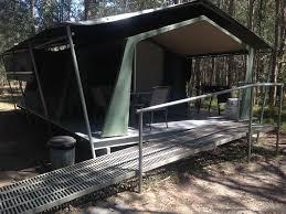 green mountains campground lamington national park families