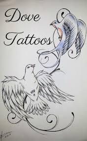 peaceful dove tattoos tatring