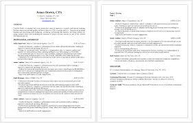 accountant sample resume australia basic entry level resume