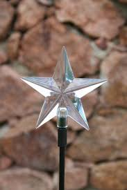 5 point solar stake light yardbright landscape lighting