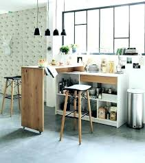 table bar de cuisine avec rangement table cuisine avec rangement bar de cuisine avec rangement table