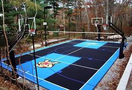 Backyard Tennis Courts Tucson Arizona Basketball Courts Backyard Tennis Putting Greens