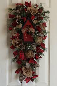 best 25 swags ideas on wreaths
