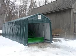 shelterlogic portable garage shelters utility storage sheds