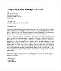Sample Nursing Cover Letter For Resume by Nursing Cover Letter Template Nz Cover Letter For A Resume